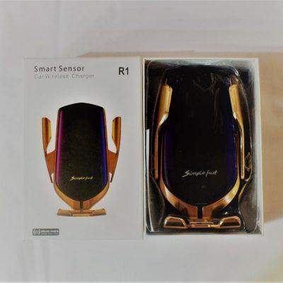 ΦΟΡΤΙΣΤΗΣ ΚΙΝΗΤΟΥ ΑΣΥΡΜΑΤΟΣ ΓΙΑ ΑΥΤΟΚΙΝΗΤΑ Smart Sensor R1