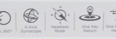 FOLD DRONE ΜΕ ΚΑΜΕΡΑ HD1080