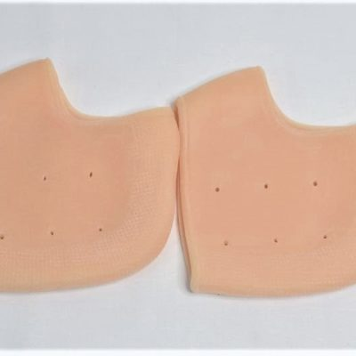 Heel anti-crack set Προστατευτικό φτέρνας σιλικόνης