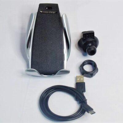 ΦΟΡΤΙΣΤΗΣ ΚΙΝΗΤΟΥ ΑΣΥΡΜΑΤΟΣ ΓΙΑ ΑΥΤΟΚΙΝΗΤΑ Smart Sensor S5
