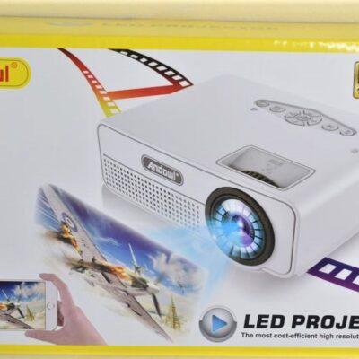 LED PROJECTOR HD 1080p – HOME CINEMA