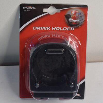 DRINK HOLDER ΓΙΑ ΑΥΤΟΚΙΝΗΤΟ Μαύρο