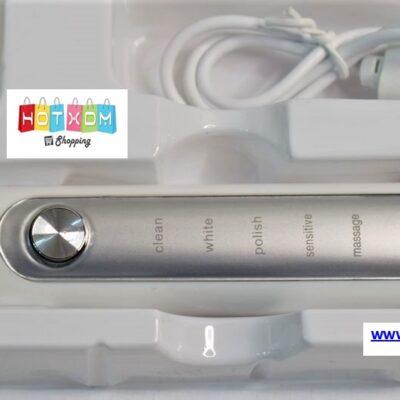 """ΗΛΕΚΤΡΙΚΗ ΟΔΟΝΤΟΒΟΥΡΤΣΑ """"Sonic Toothbrush"""" ΜΕ USB – Λευκή"""