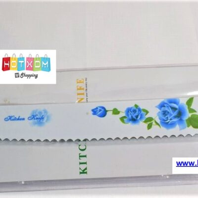 ΜΑΧΑΙΡΙ ΓΙΑ ΨΩΜΙ 33cm – Μπλε