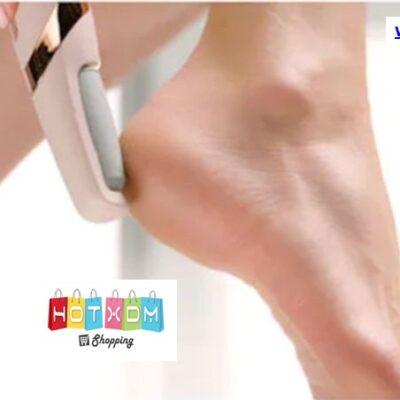 Flawless pedi συσκευή περιποίησης ποδιών επαναφορτιζόμενη με USB