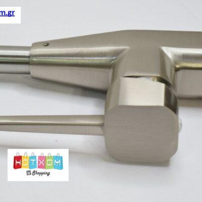 Βρύση κουζίνας ED-783B Inox Mat