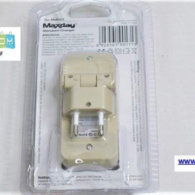 Φορτιστής για μπαταρίες επαναφορτιζόμενες AA/ΑΑΑ/9V