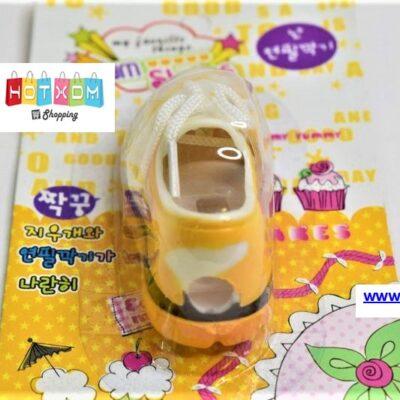 Ξύστρα παπούτσι – Κίτρινο