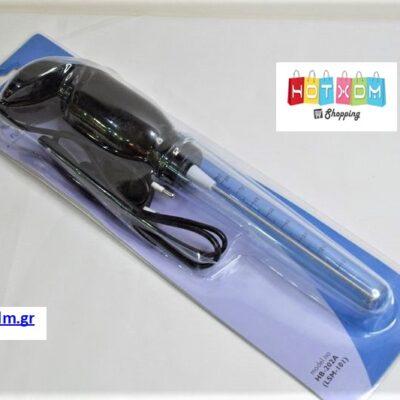 Ηλεκτρική συσκευή για φραπέ 30cm – Μαύρη