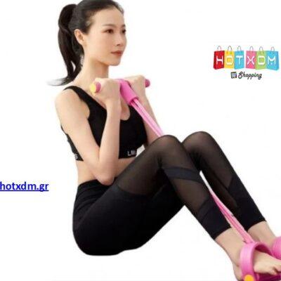 Body Trimmer 'Οργανο γυμναστικής για κοιλιακούς – Κόκκινο