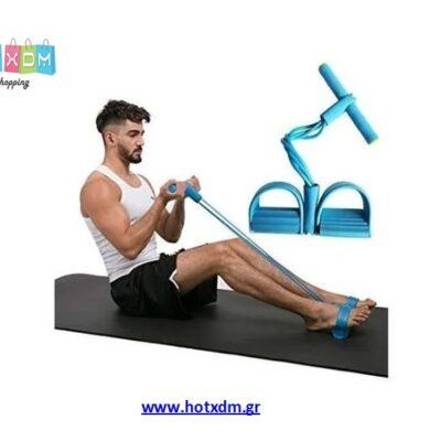 Body Trimmer 'Οργανο γυμναστικής για κοιλιακούς – Μπλε