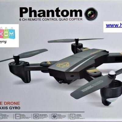 Foldable Drone Phantom D5HW με κάμερα HD1080