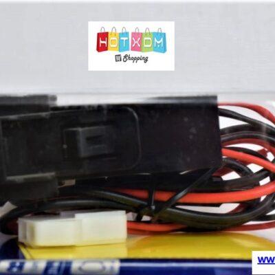 Διπλή θήρα USB με κάλυμμα ορθογώνια