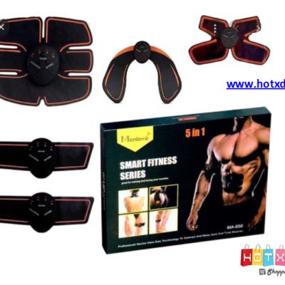 Σετ smart fitness + Hips Trainer + Neck Pains Relief (5σε1)