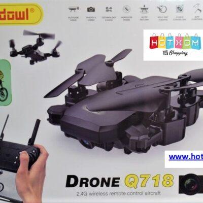 Foldable Drone Q718 με κάμερα 4K