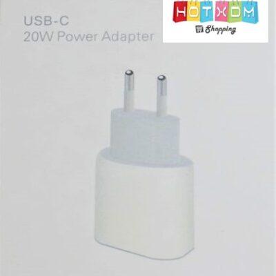 Φορτιστής 20W για καλώδιο Type-C / Λευκό