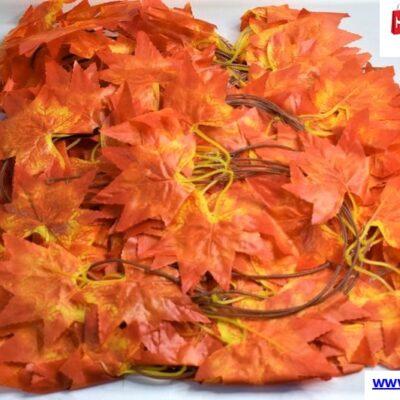 Διακοσμητικό φυτό 2,4m – Φύλλα Καστανιάς Φθινοπώρου
