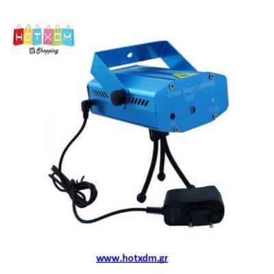 Προτζέκτορας Laser Andowl Q-JC21 Mini Laser Stage Lighting